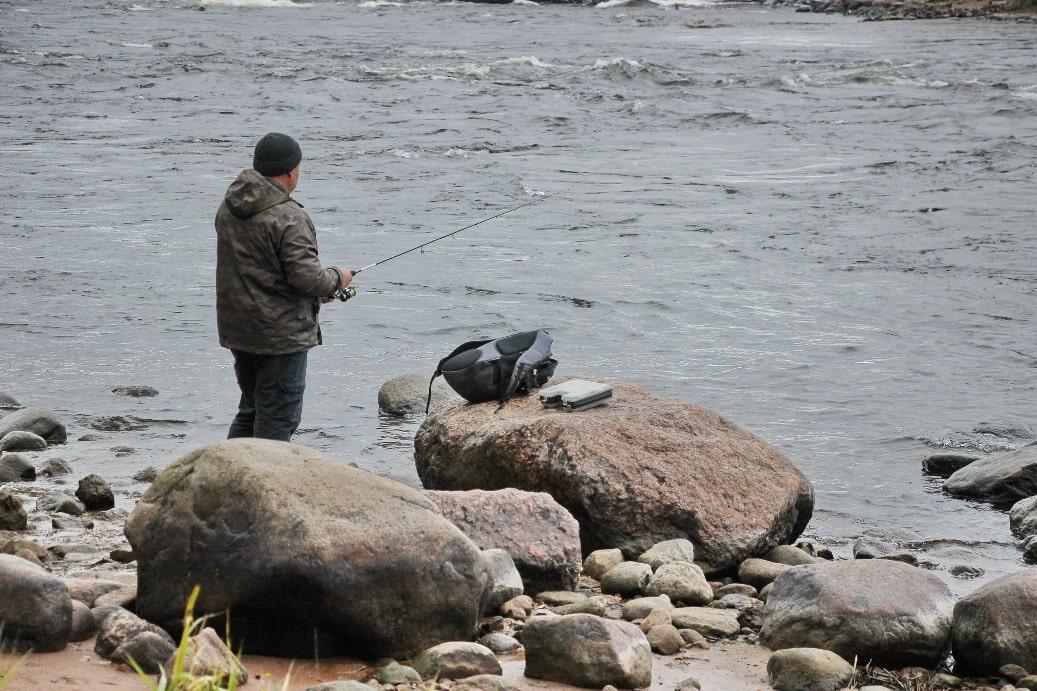 Рыбалка – это возможность совместить приятное с полезным
