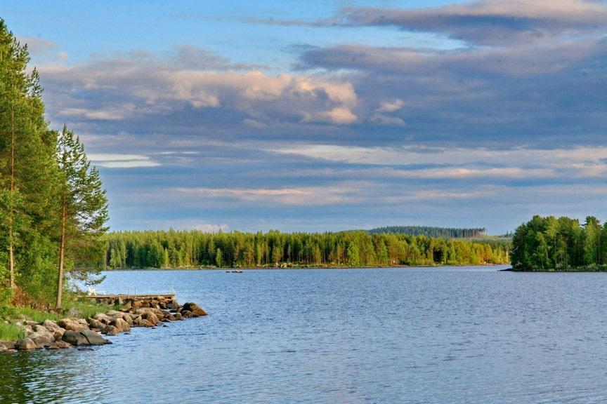 Национальный парк Водлозерский
