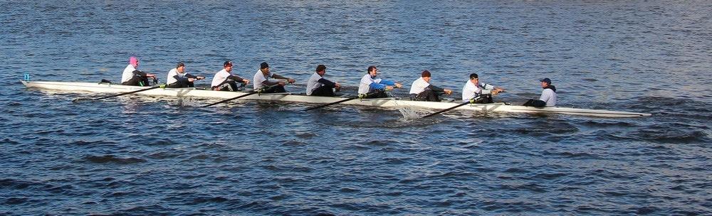 В советское время на озере тренировалась олимпийская сборная по гребле