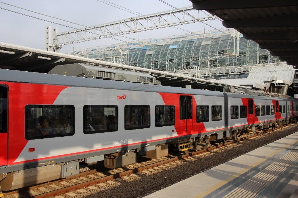 Вокзал в Адлере