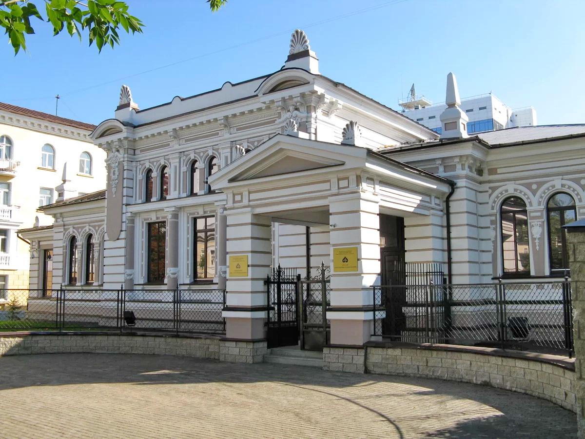 Дом купчихи Елены Поносовой-Молло