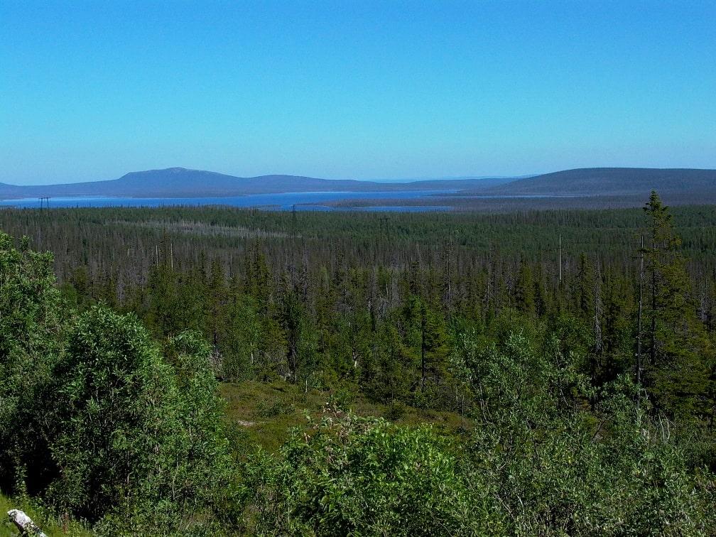 Ловозерье – страна озер