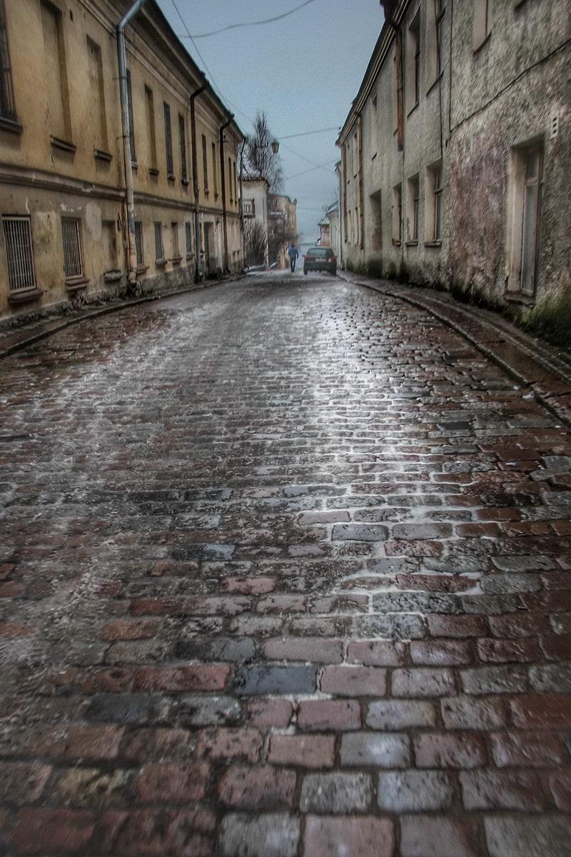Дороги Средневековья