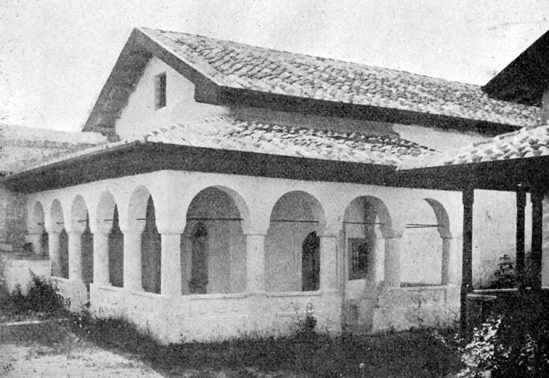 Кенасса. 1909 год. Фото Жозефа де Бая
