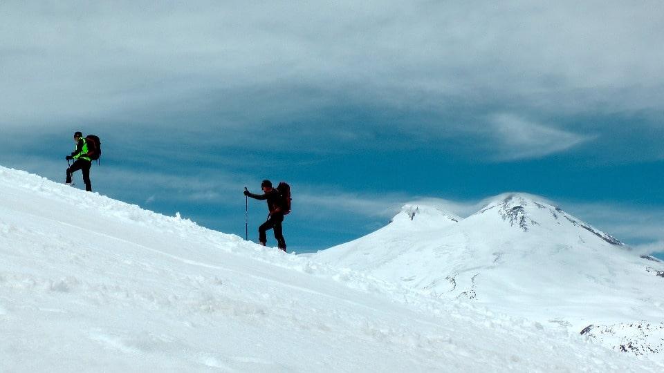 Горы доступны круглый год