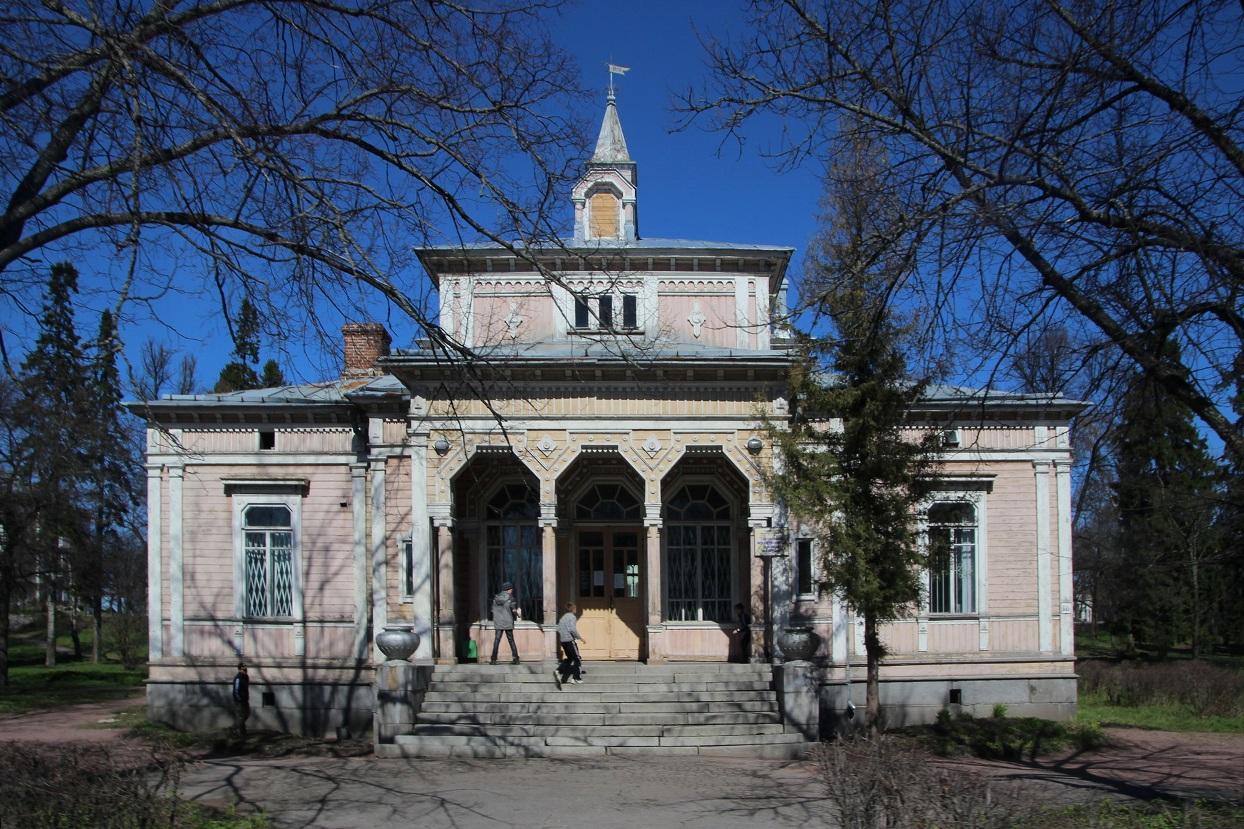 Бывшая городская ратуша