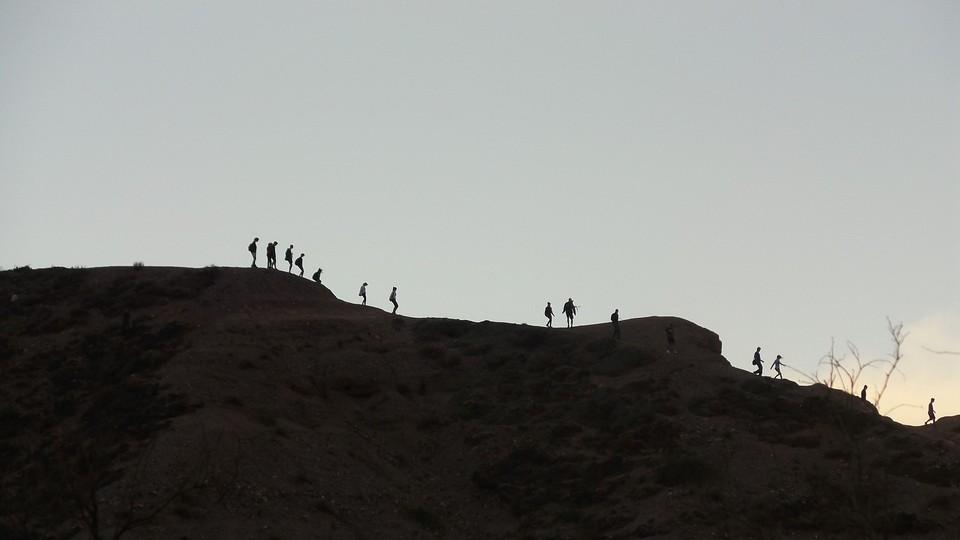 Существует несколько вариантов восхождения на Эклизи-Бурун