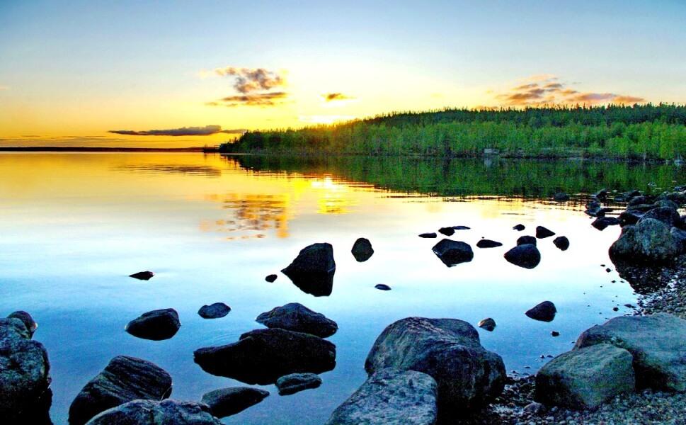 Озеро Пермусозеро