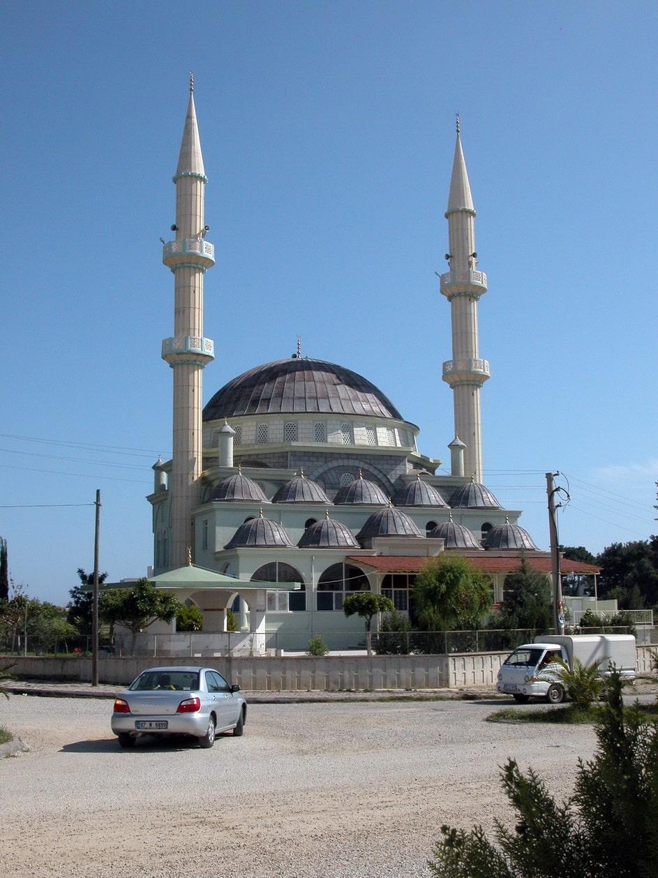 Мечеть – визитная карточка любого турецкого города