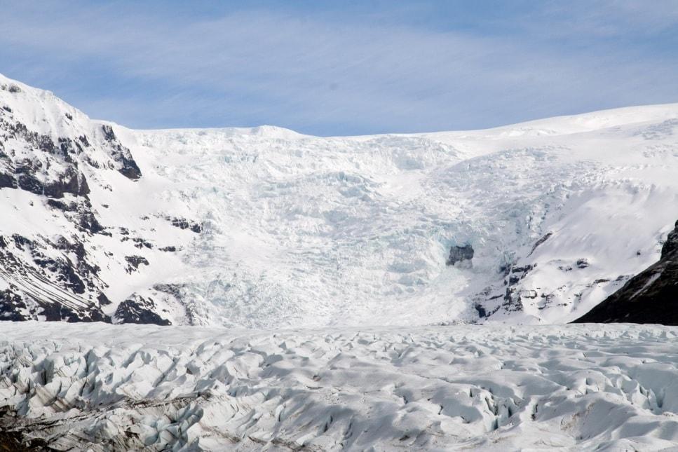 Ледники Фишта с каждым годом становятся все меньше и меньше