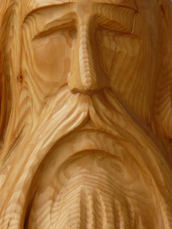 В доме-музее Георгия Цаголова действует выставка резьбы по дереву