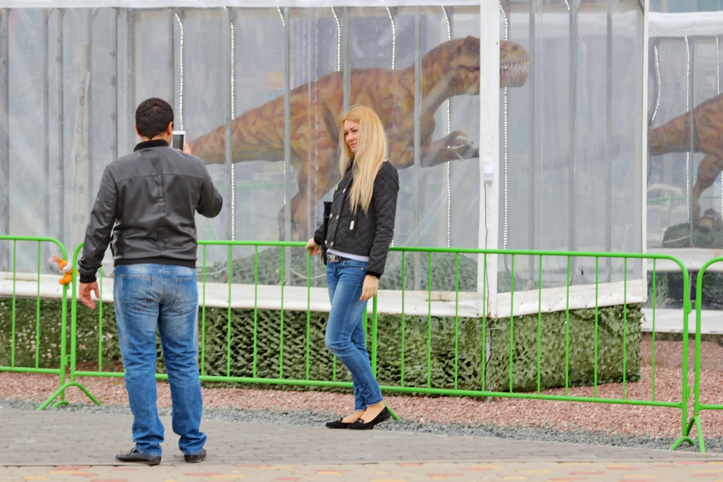 Музей древних животных
