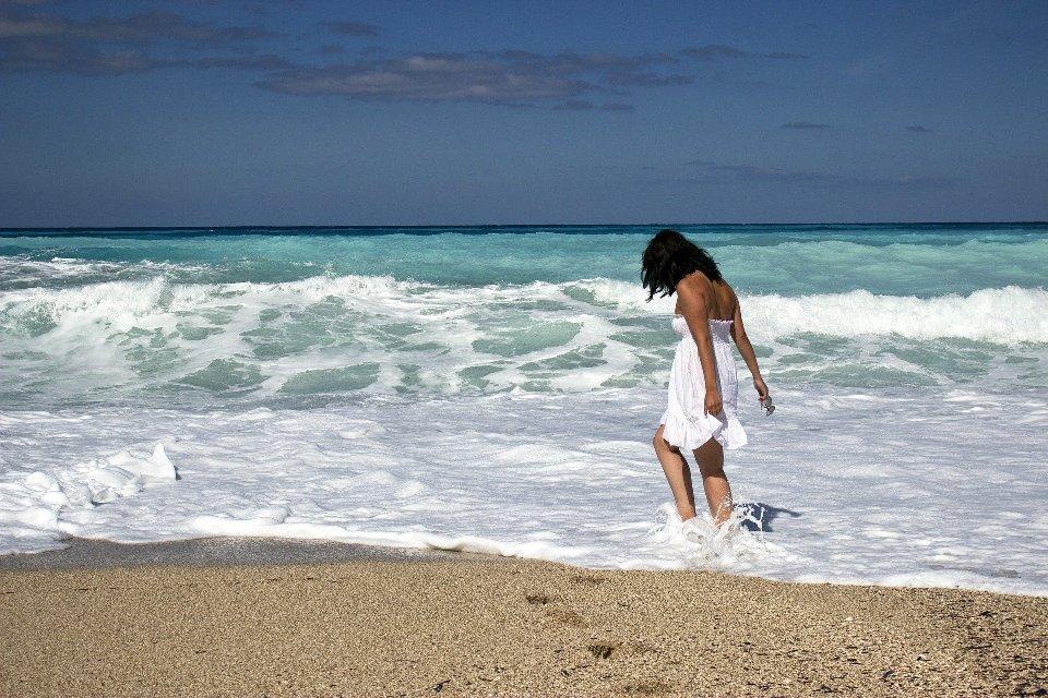Вода в море отличается потрясающей чистотой и прозрачностью