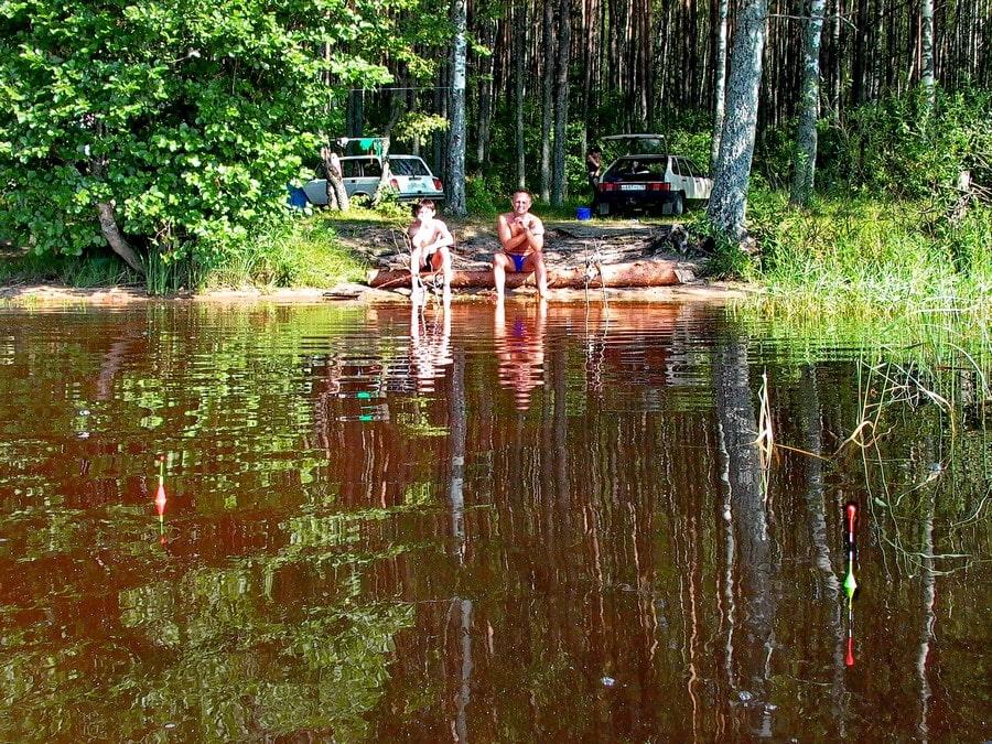 Селигер – отличное место для рыбалки