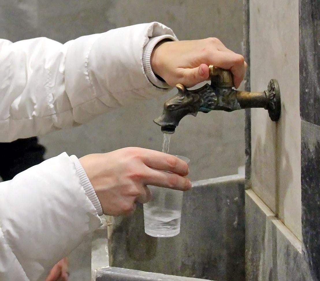 Минеральная вода считается национальным достоянием Грузии