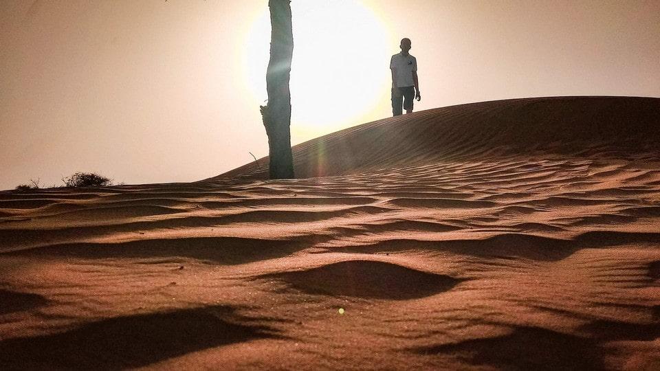 В Якутии есть собственная пустыня