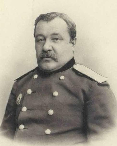 Певцов, Михаил Васильевич - русский путешественник