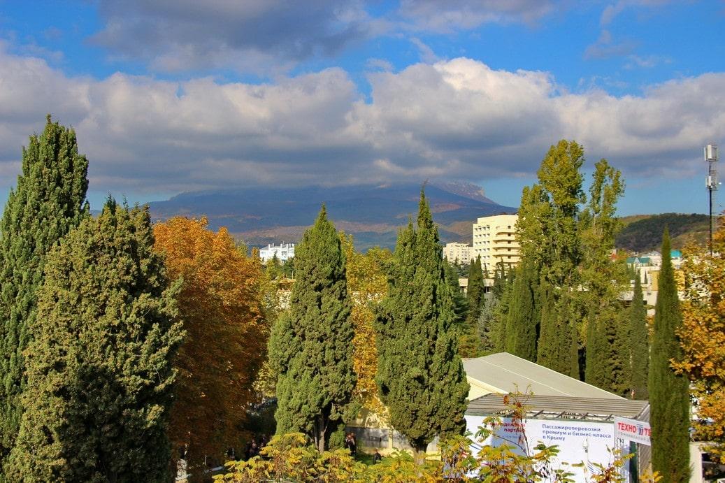 Административно гора «приписана» к Алуштинскому городскому округу