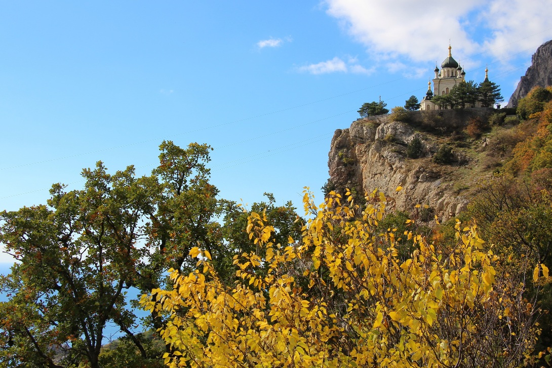 Самые красивые горы Крыма