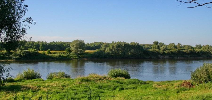 Киржач – типичная равнинная река