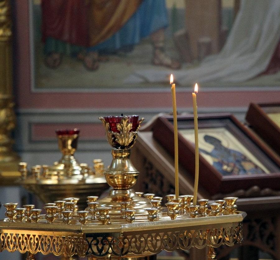 Церковь Троица-Чижи