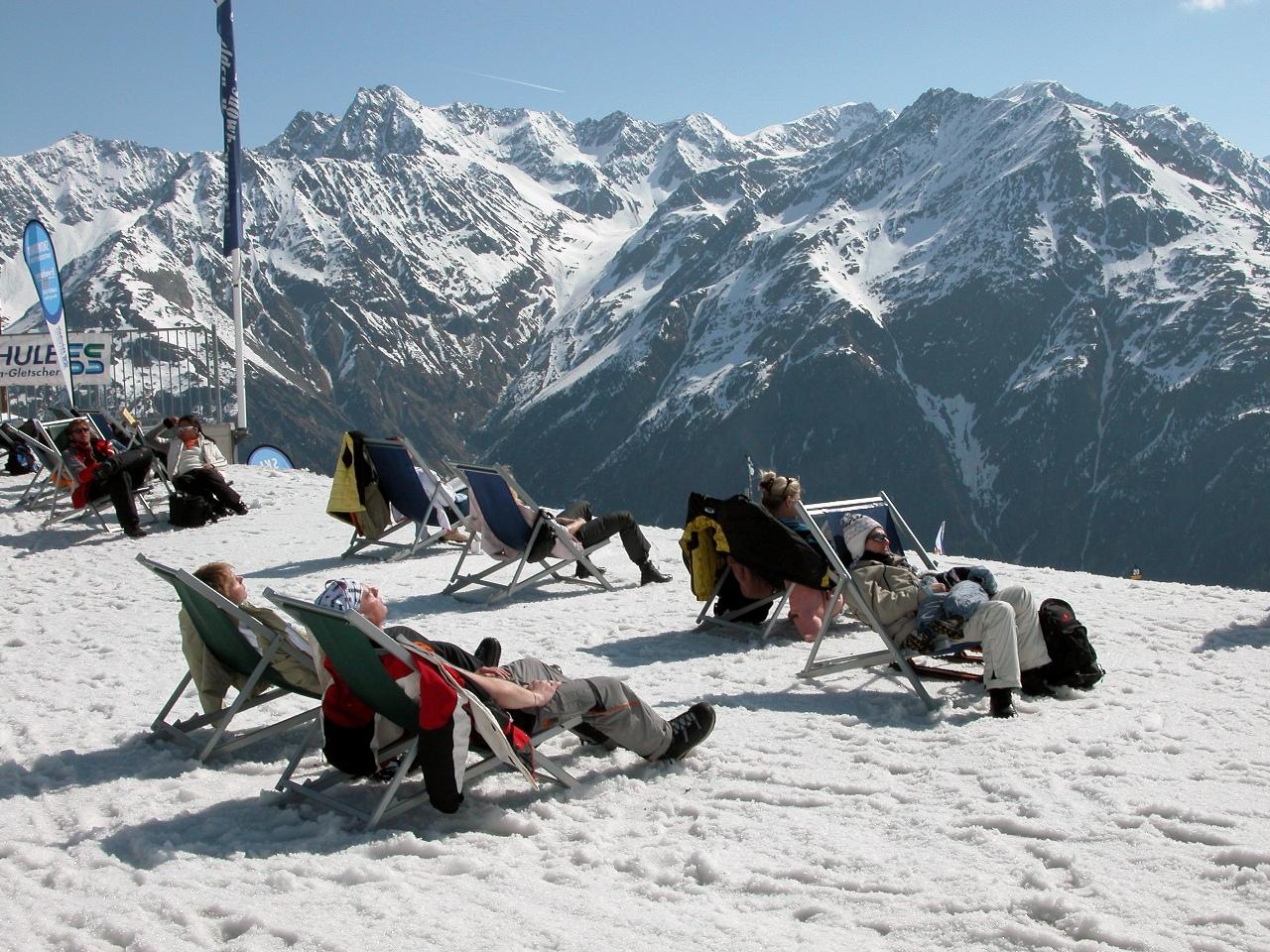 Релакс по-альпийски