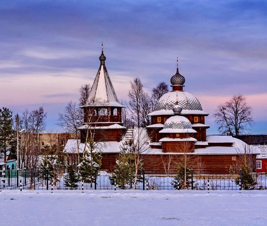 Церковь прп. Димитрия Прилуцкого
