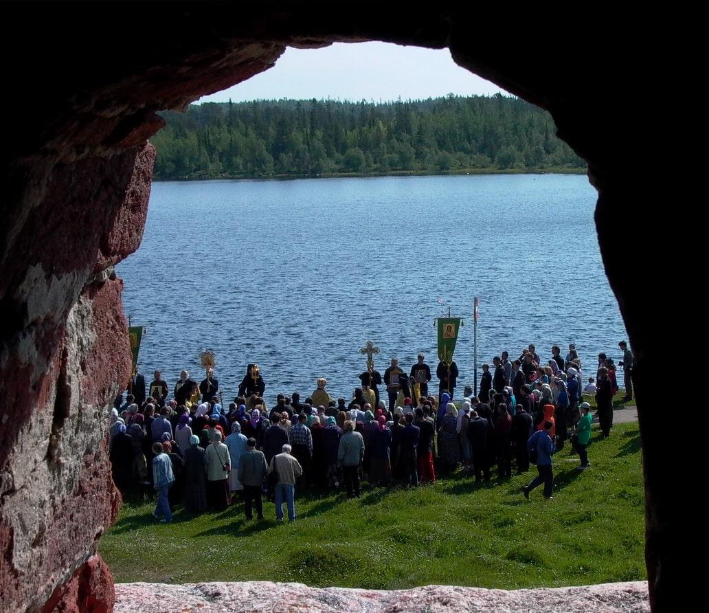 История освоения Соловецких остров насчитывает несколько тысяч лет