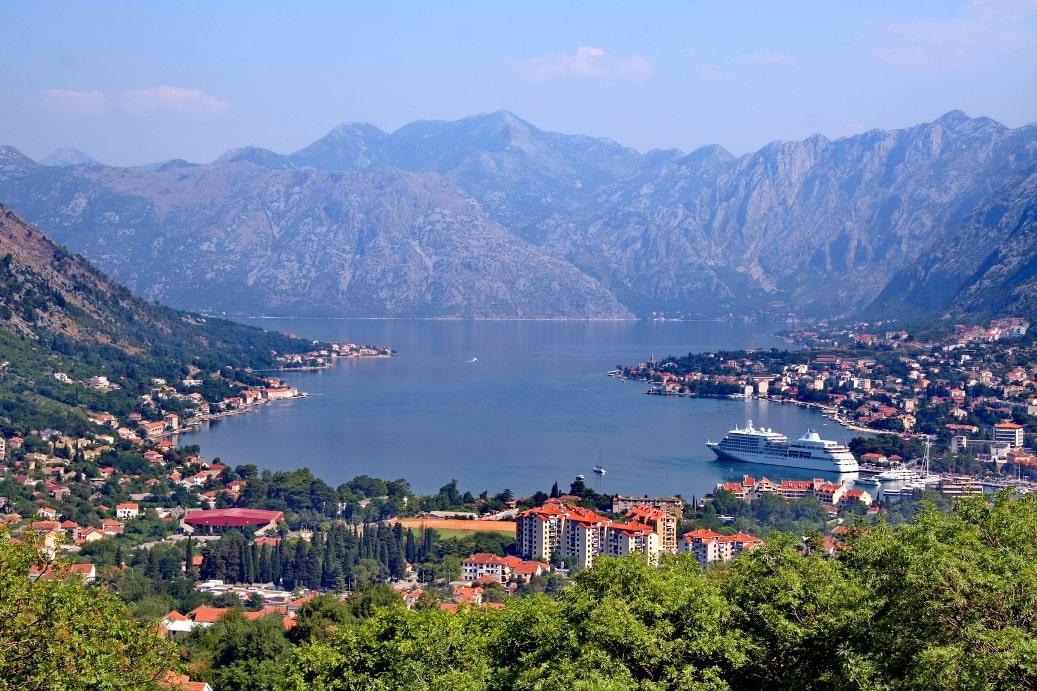 Черногория. Бока-Которский залив