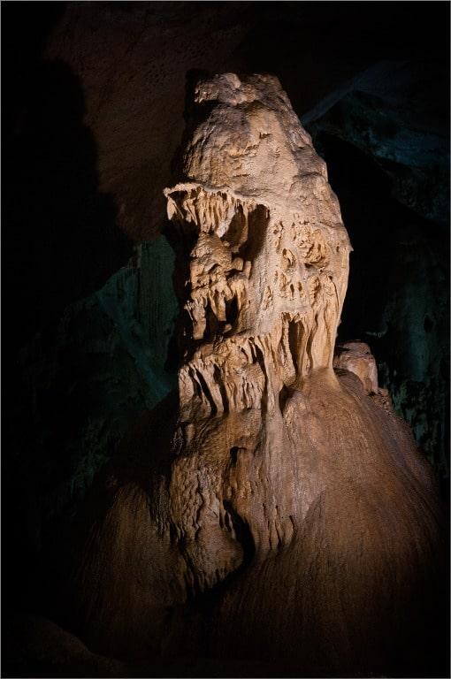 Окрестности Ангарского перевала изобилуют пещерами