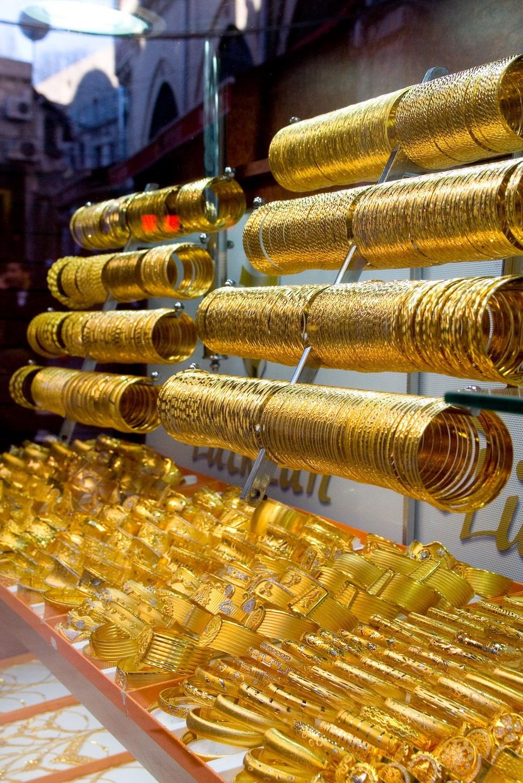 Отдел золота на рынке