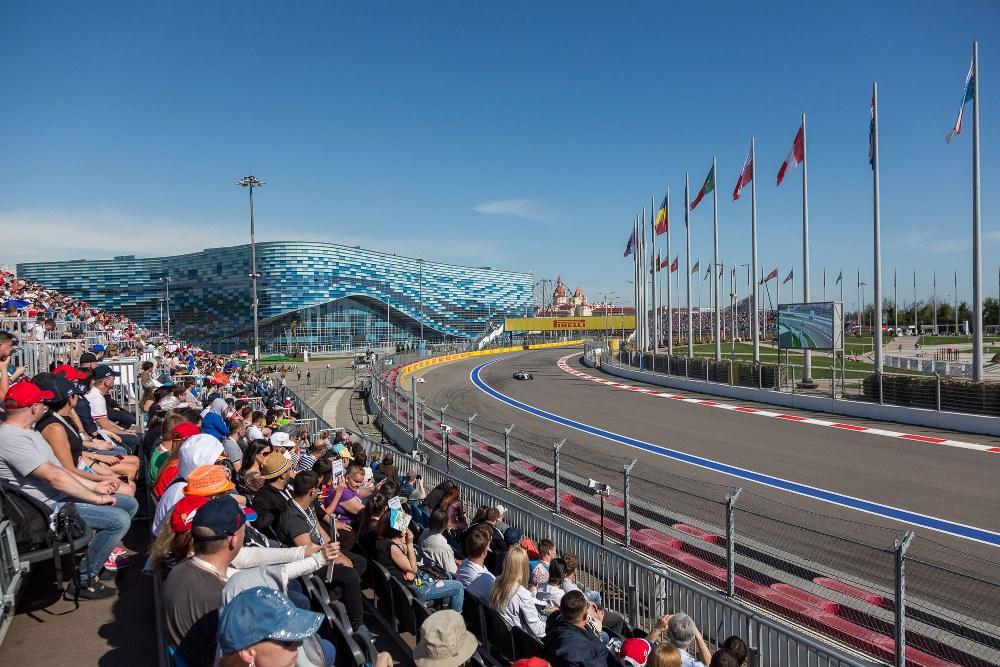 Гран При Сочи Формула-1