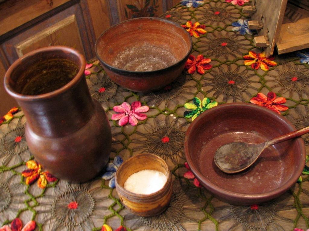 Миски и горшки местных гончаров пользовались спросом еще в глубокой древности