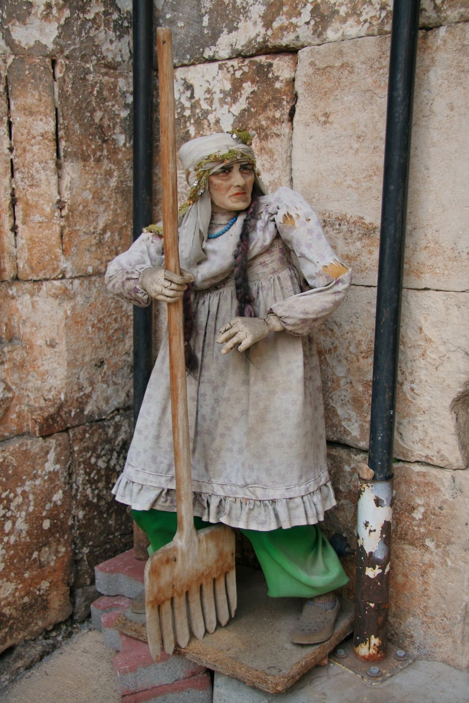 Такими были жители Антальи 500 лет назад