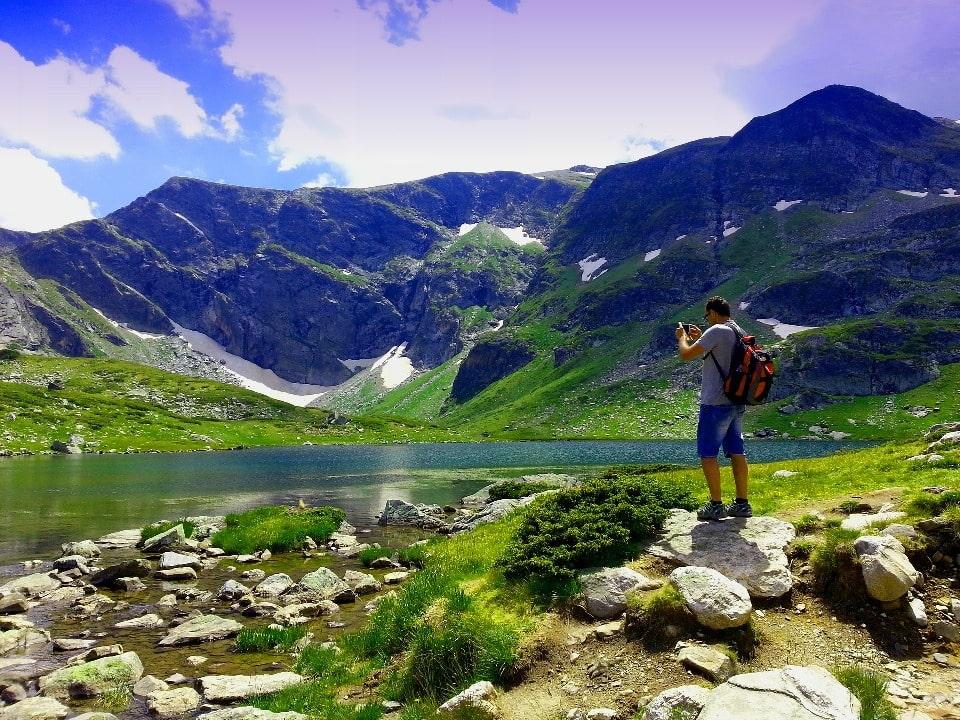 Рильские горы – популярное место для походов
