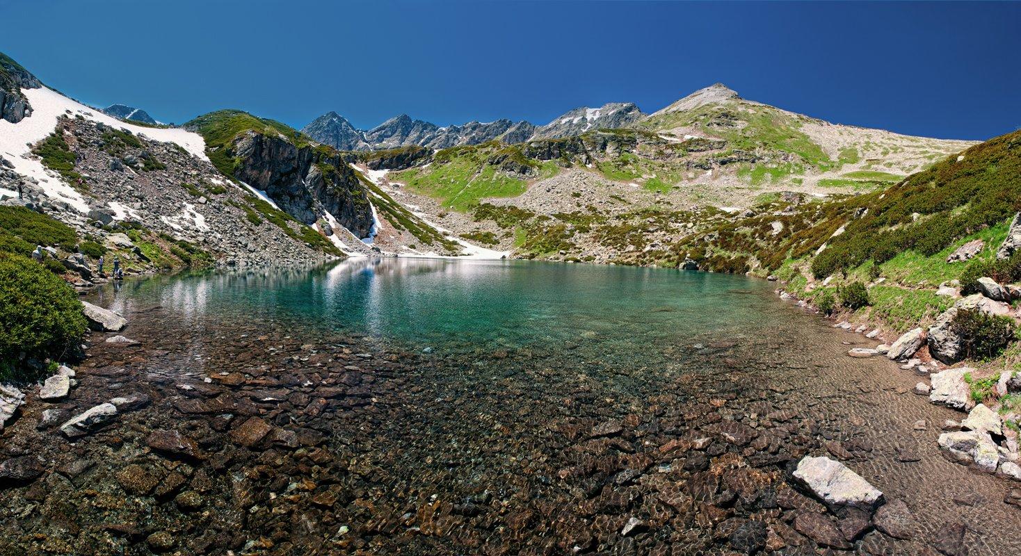Озеро Сказка Кавказа