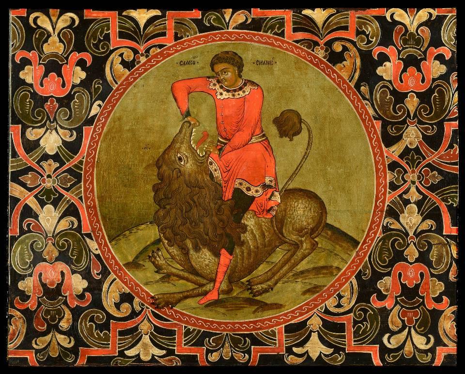 Каргопольская икона XVIII века