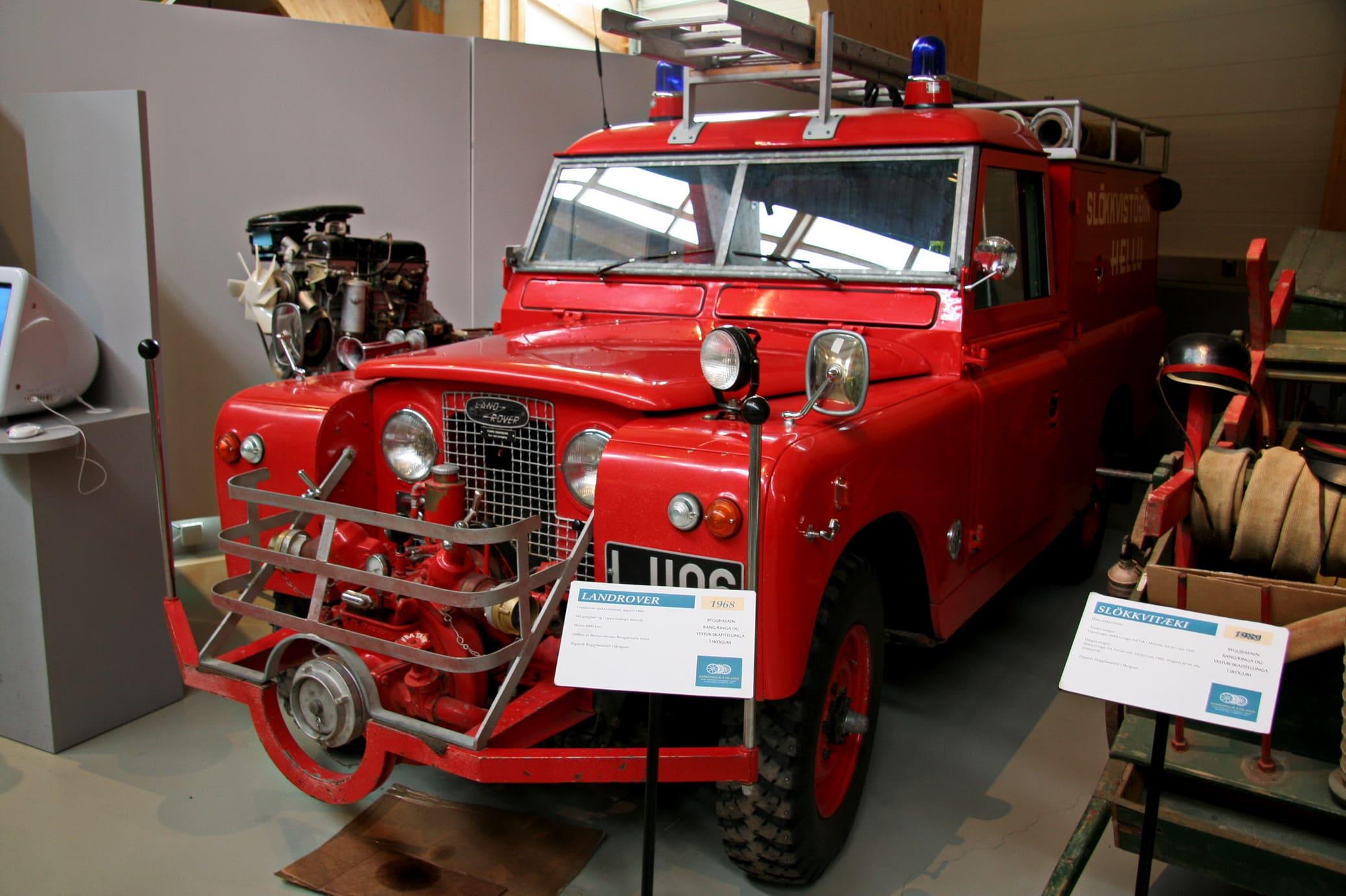 Музей электричества и транспорта «Скоугасабн»