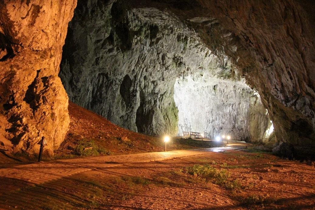 В Нижних Татрах имеется целая коллекция пещер