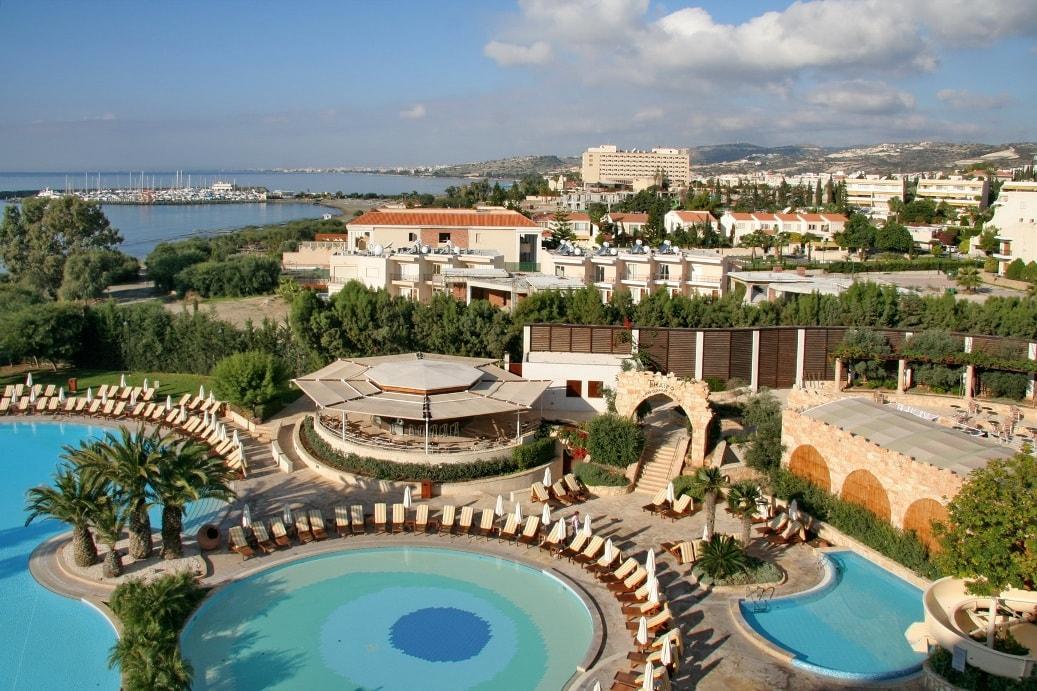 Ларнака – один из самых популярных курортов Кипра