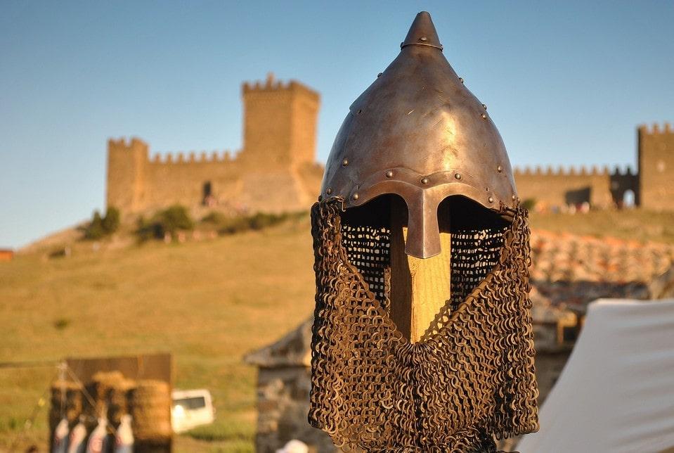Рыцарский фестиваль «Генуэзский Шлем»