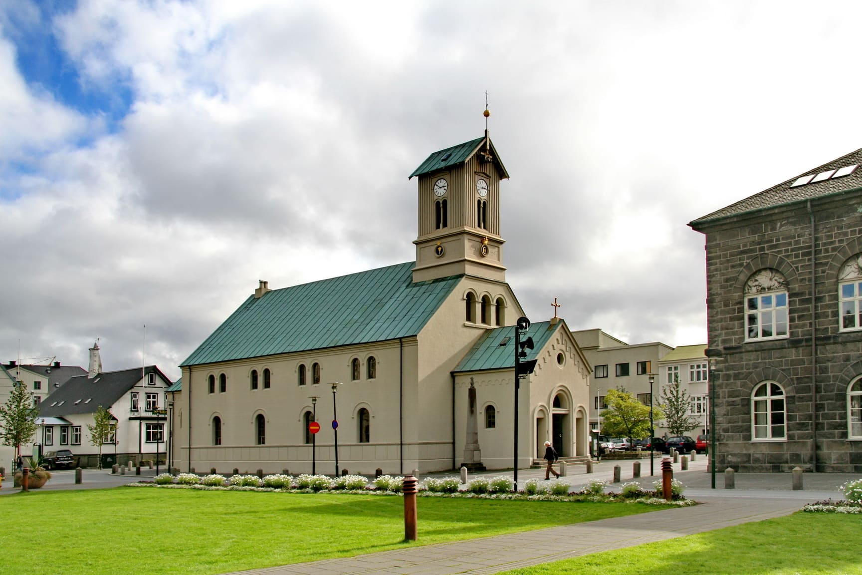 Кафедральный собор Рейкьявика