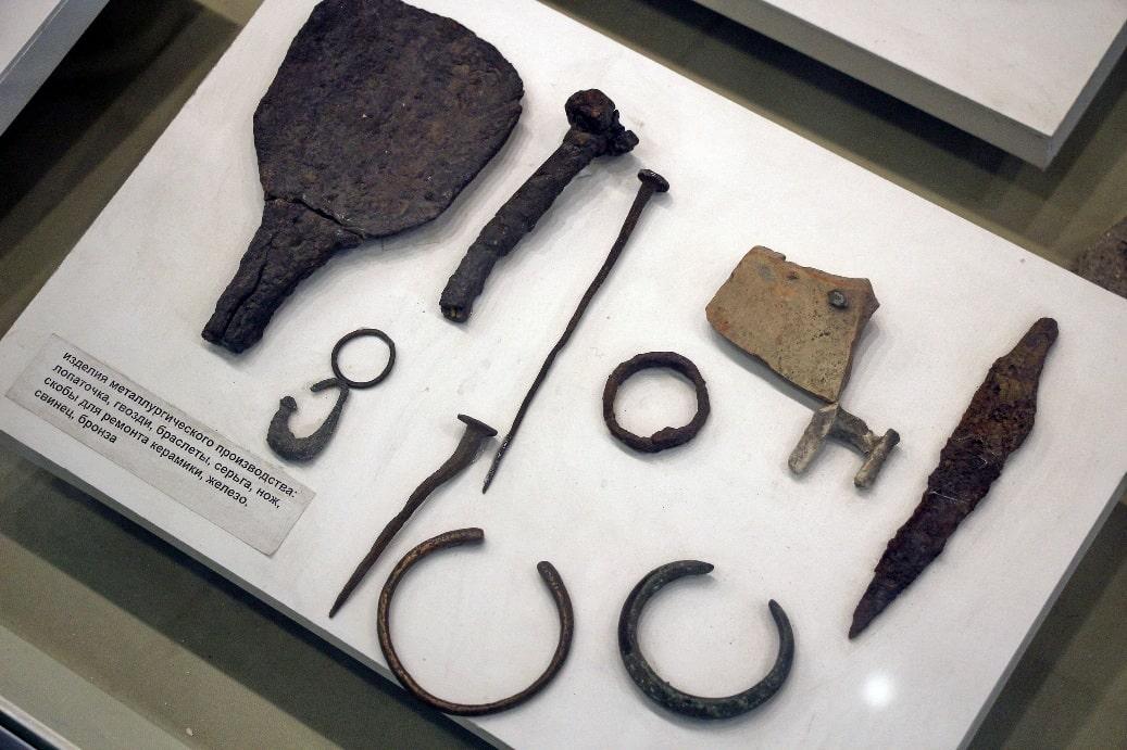Археологи обнаружили множество следов деятельности древних народов