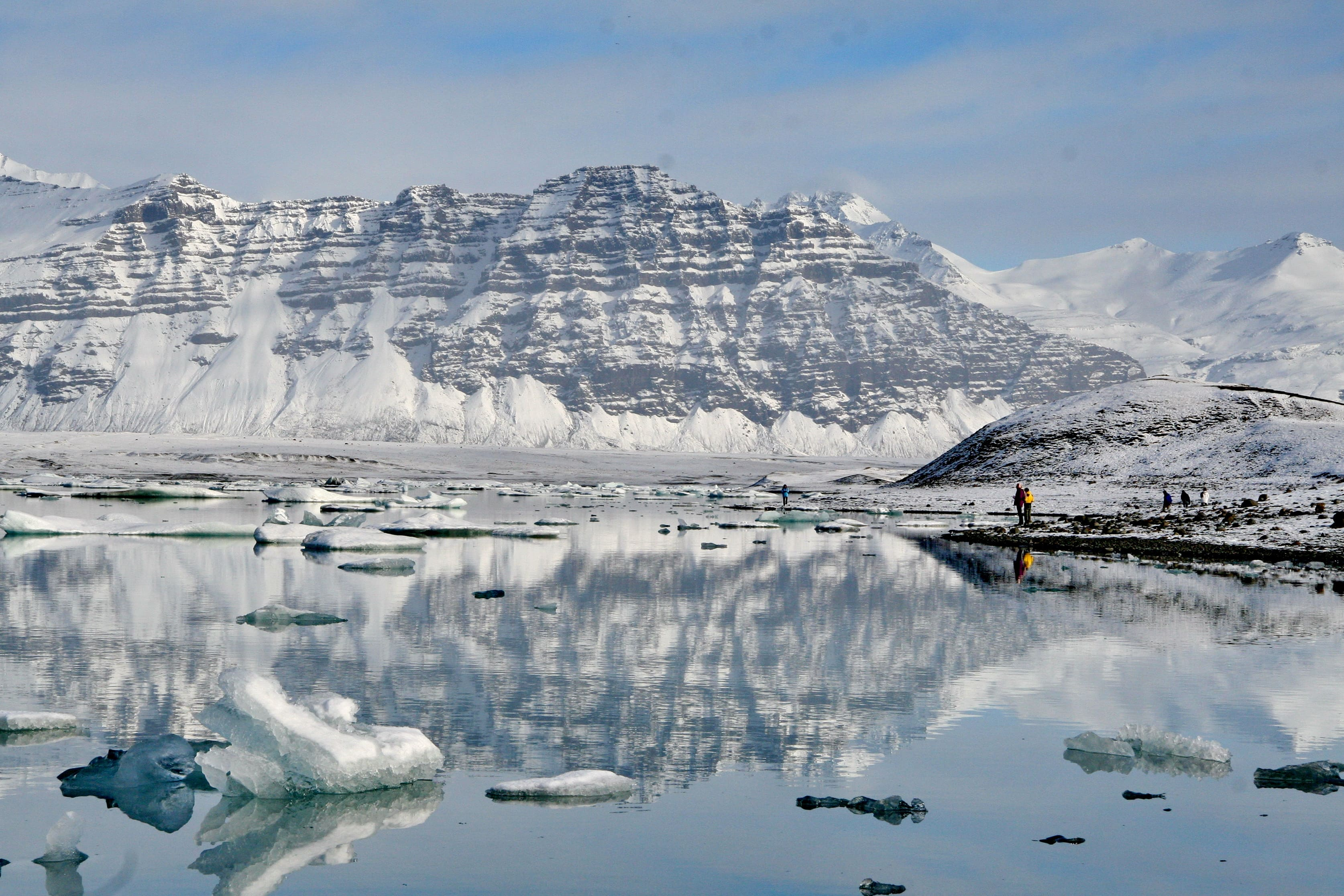 Июль и август – лучшее время для посещения лагуны