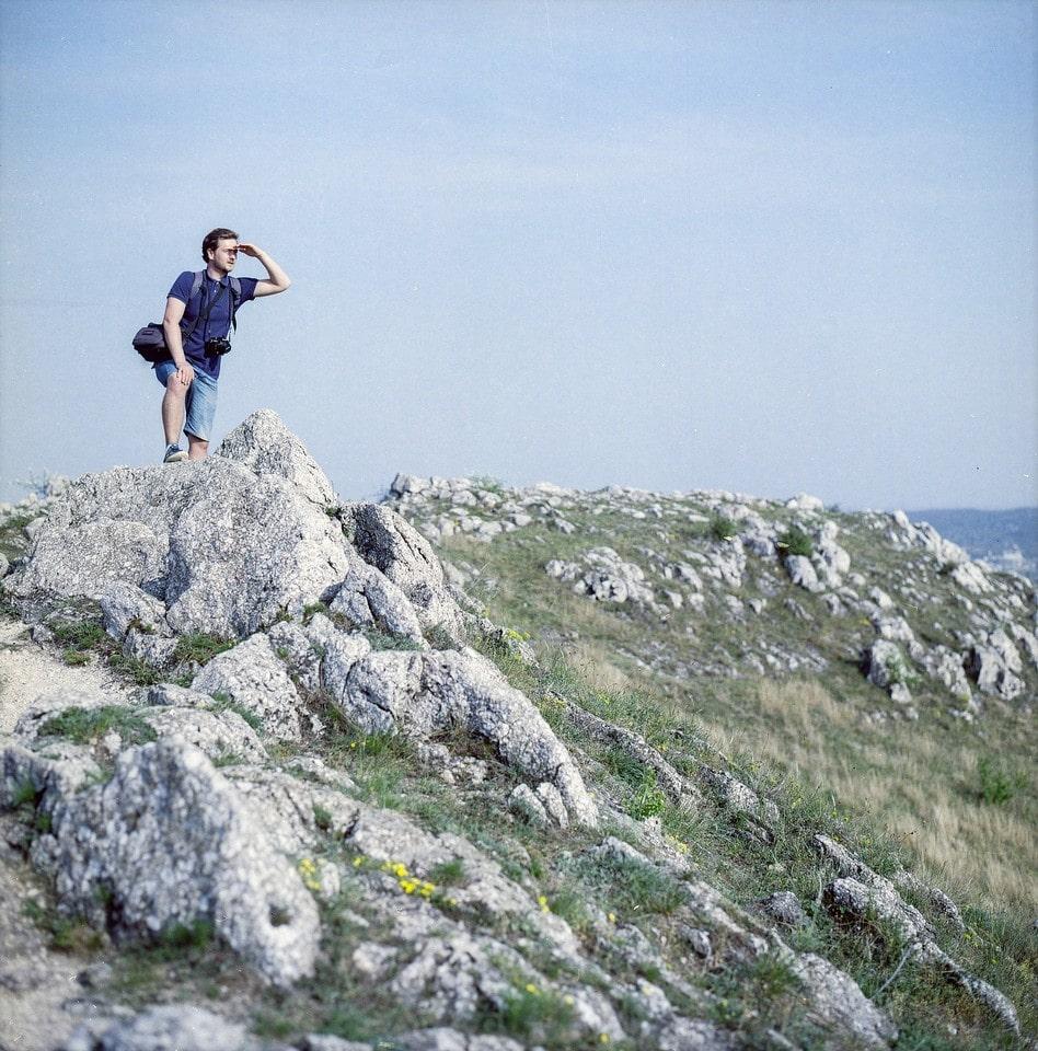Покорить вершину и спуститься вниз реально за один день