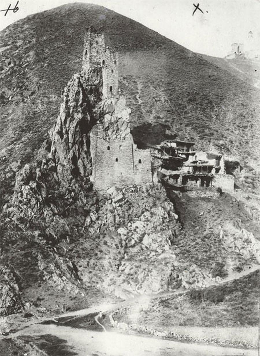 Так выглядели Вовнушки в 1910 году