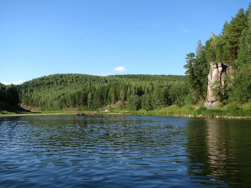 На Северном Урале популярностью пользуются сплавы