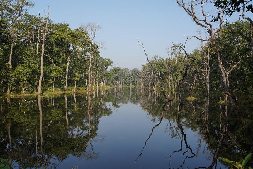 Для лета характерны частые муссонные дожди, во время которых разливаются реки