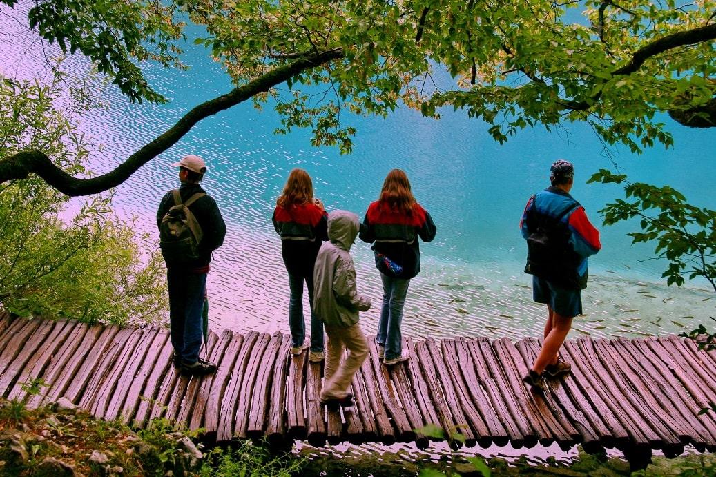 Вода в озере «Капля Афродиты» обладает омолаживающими свойствами