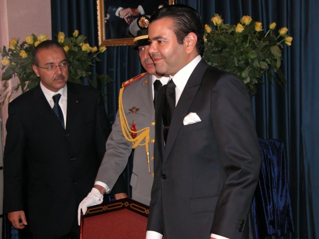 Король Мухаммед VI